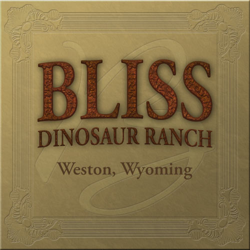 Bliss Dinosaur Ranch with Bed and Breakfast